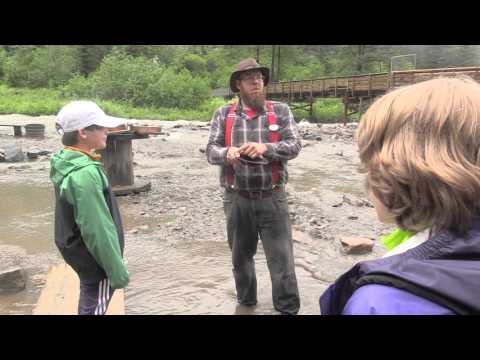 2015-06-26 Gold Panning Excursion in Juneau