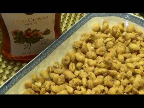Trinidad Honey Roasted Peanuts Recipe - Episode 211