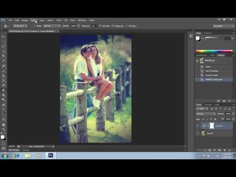 How to Create Vintage Style Effect in Photoshop CS6