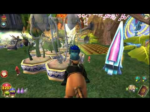 Wizard101: Gardening - Epic Harvest!