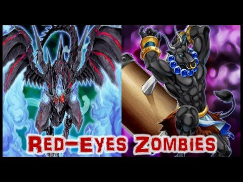 Red Eyes Zombie Dragon Deck! | Ranked PvP Duels | Yu-Gi-Oh! Duel Links