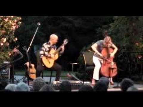 Malaguena - Montana Skies (cello & guitar)