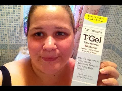 T GEL SHAMPOO REVIEW