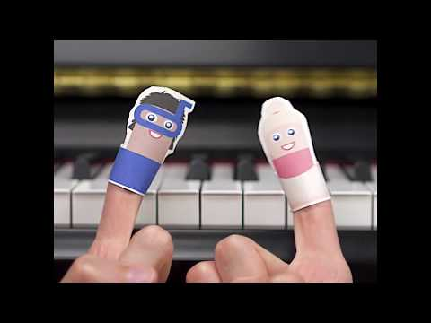 Downloadable Paper Finger Puppets - Hoffman Academy