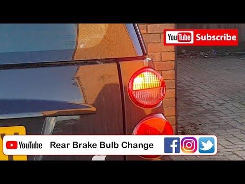 How To Replace A Smart Car Brake Light Bulb