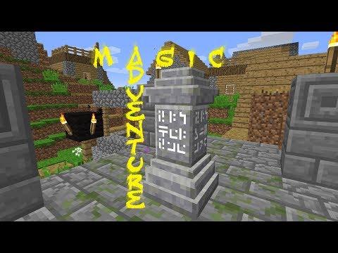 Magic Adventure Modpack for 1.11.2 - Minecraft Mods