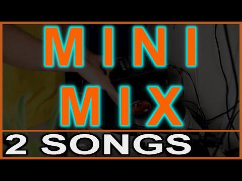 DJ Blade Mini Mix #93 Outlaw Breaks, Unique and 2 Puff & Sammy B, New Dawn