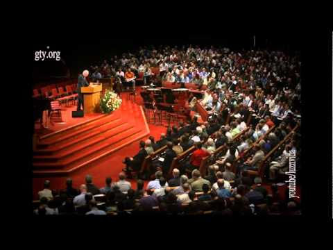 John MacArthur - What to look for in a church