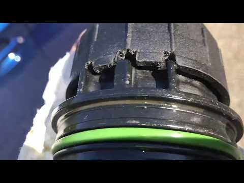 Prius Oil Filter Wrench Modification Gen3 2011