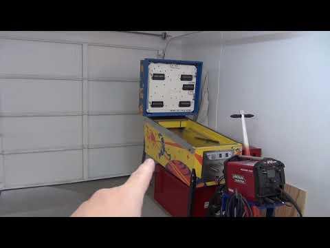 Garage Painting and Epoxy Floor Update 1
