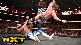 "Andrade ""Cien"" Almas vs. Austin Aries: WWE NXT, Sept. 7, 2016"