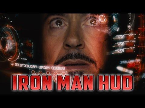 Does Iron Man's Hud Make Any Sense?