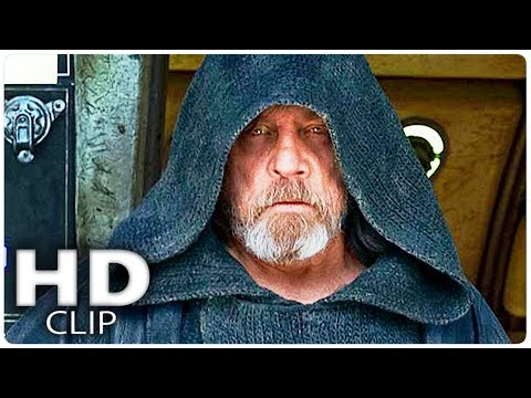 STAR WARS 8: All Clips in Chronological Order (2017)
