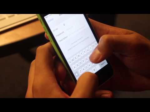 Duke Email On iPhone