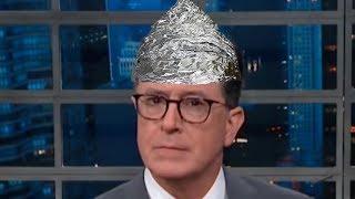 Stephen Colbert Sees Russian Bots 🤖 Everywhere