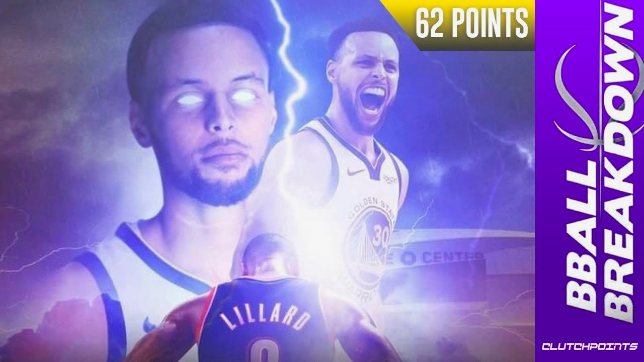 Why Steph Curry Is The Most Skilled Scorer In The NBA | Career High 62 Points Full Highlights
