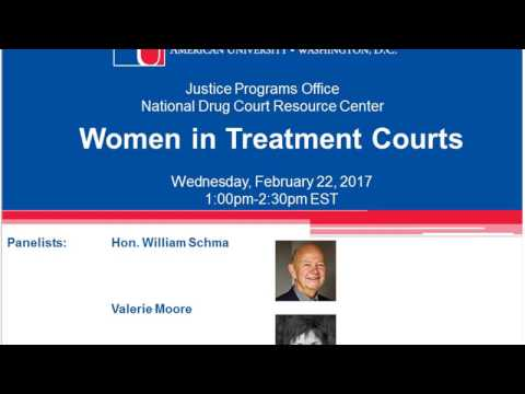 Women in Treatment Courts