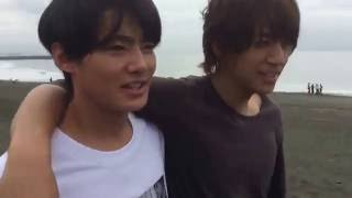 三浦翔平with野村周平 cover クリープハイプ「ラブホテル」