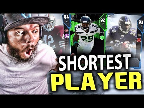 THE SHORTEST PLAYER DRAFT!! MADDEN 18 DRAFT CHAMPIONS GAMEPLAY