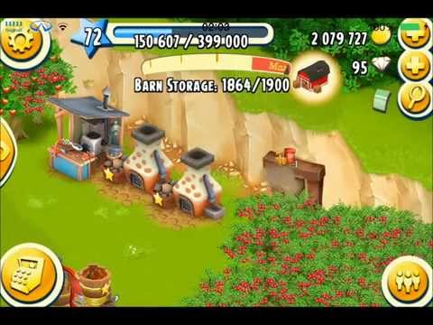 Hay Day - Mine the New Ores and Bar