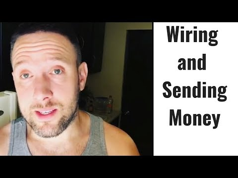 How to Wire and Send Money Back Home for Teachers in China, Saudi Arabia, Korea, etc