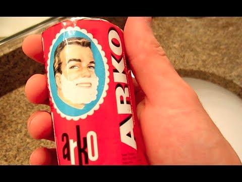 Arko Shaving Soap Stick - Lather Review