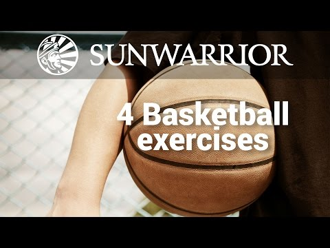 4 Basketball Exercises | Tim McComsey