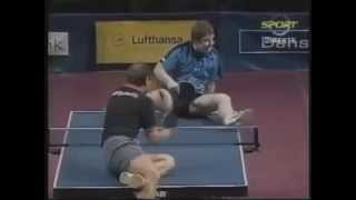 The Funny Table Tennis