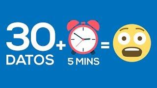 30 Cosas que no sabías hace 5 Minutos!