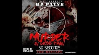 RJ Payne Murder in less than 60 seconds visual album hosted by Lord jamar Edited by Pa  Dre