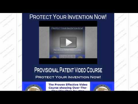 How To Patent Your Idea On Your Own