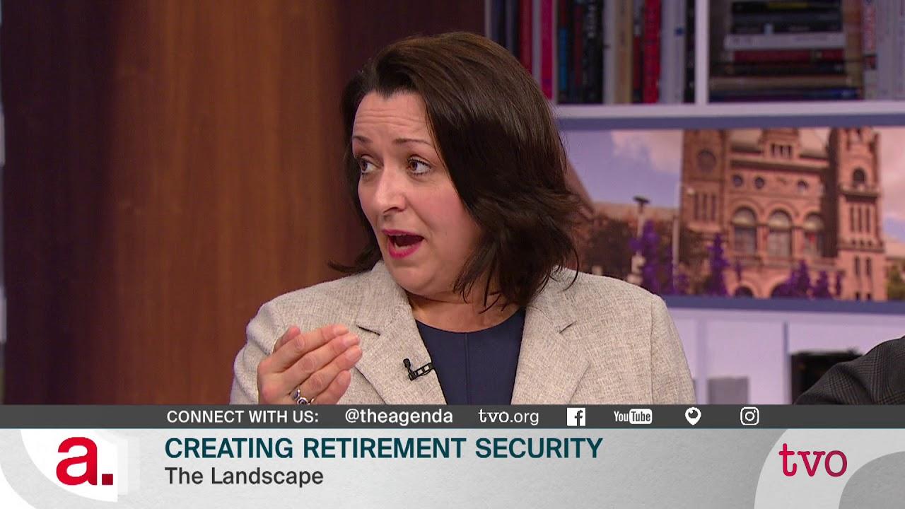Creating Retirement Security