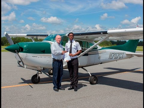 Life Of A Student Pilot - I'm Officially A Commercial Pilot
