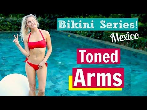Bikini Arms | Rebecca Louise