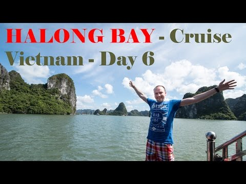 The best holiday destination in Vietnam 2016 | Halong Bay Cruise