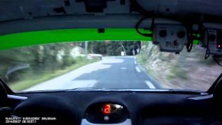 Rallye Des Camisard Es 1 Soudorgue Clemençon/fouret 1er Temps Scratch
