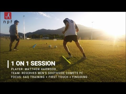 1 on 1 Training Session Analysis - Passing + Shooting + Ball Mastery