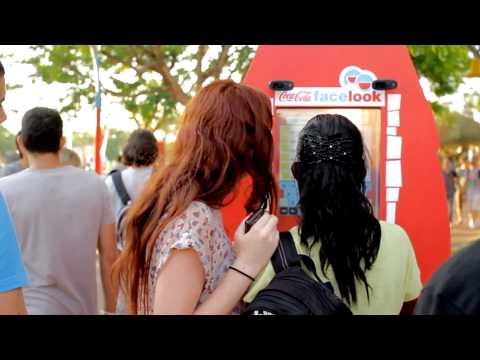 Coca-Cola Israel, Summer Love FaceLook