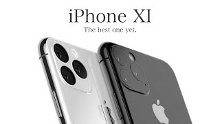 iPhone 11 - Everything We Know!   iPhone XI Max, Design, Triple-lens Camera & More!