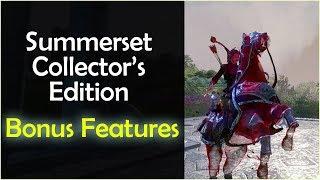 ESO Summerset: New Motif's Preview / Guide - TubeRtae com