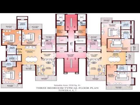 Typical Ranch Floor Plan