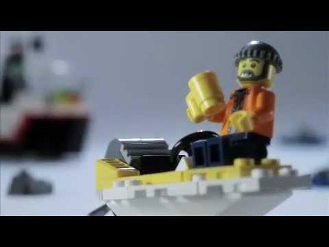 Lighthouse Island - LEGO Creator - Designer Tips