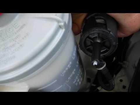 How To Remove Windshield Washer Pump Honda Pilot