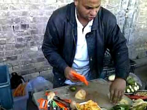 Adil albaghdadi تقطيع الخضروات - باب الشرقي
