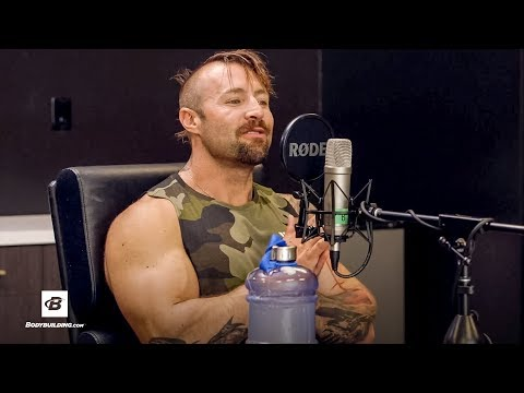 Kris Gethin Crosses The Finish Line | The Bodybuilding.com Podcast | Ep 29