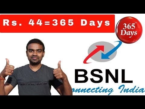 BSNL 44 for 1 Year, Vodafone 445, Aircel 449, Docomo Tracking Device, Nokia 6, Tech Prime #20