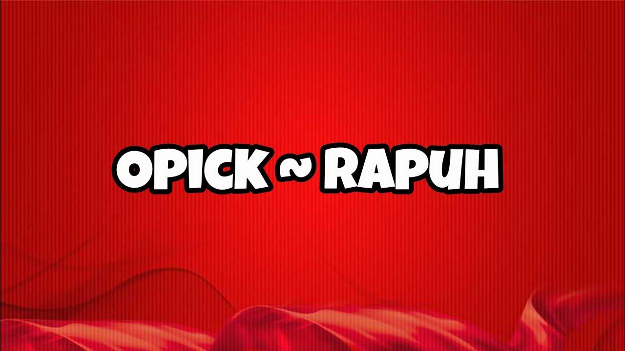 Download Opick ~ Rapuh (Lirik) MP3 Gratis