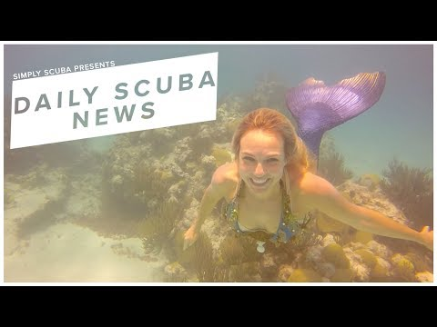 Daily Scuba News - Freediving Record Broke…By A Mermaid