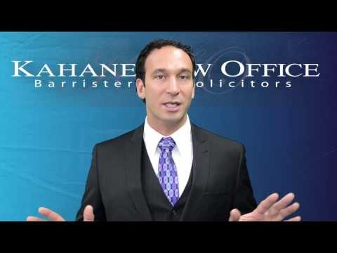 Issues that Cloud Property Titles - Purchaser's Lien Caveat by Kahane Law Office