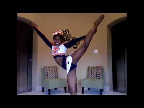 My Competitive Cheerleading Uniform!